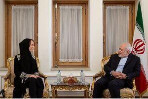 جزئیات دیدار ظریف و رئیس اتحادیه بین المجالس