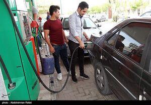 هر روز چند لیتر بنزین میسوزد؟