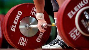 کرونا میزبان مسابقات وزنه برداری آسیا را تغییر داد