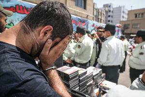 عکس/ کشفیات جدید پلیس تهران