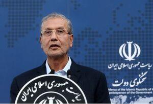 فیلم/ واکنش ربیعی به تحریم وزیر خارجه