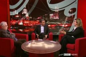 فیلم/ وقتی کارشناس BBC صدای اپوزیسیون را در میآورد!