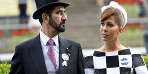 علت فرار همسر حاکم دبی به آلمان +عکس