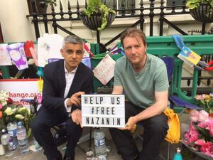 «صادق خان» بازیگر یا شهردار لندن هست؟ +عکس