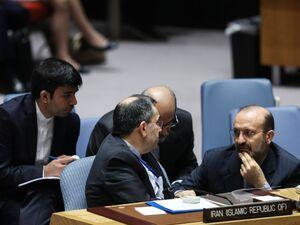 عکس/ نشست شورای امنیت درباره برجام