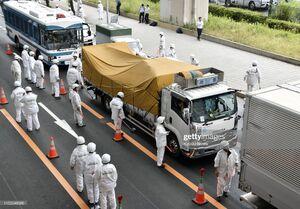 عکس/ تدابیر امنیتی در ژاپن برای اجلاس «جی ۲۰»