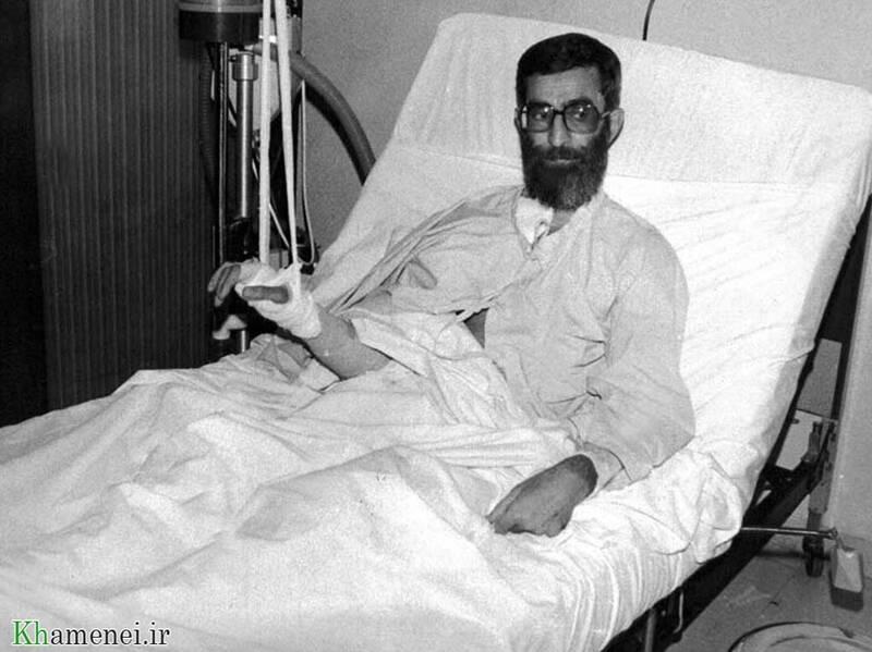 روایت شاهد عینی بیمارستان «بهارلو» از روز ترور آیتالله خامنهای