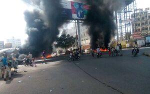 رزمندگان انصارالله در یک قدمی شهر نجران/ مزدوران سعودی بدون حقوق و آواره در خیابانها + نقشه میدانی