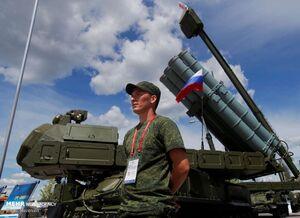 عکس/ نمایشگاه ادوات نظامی در روسیه