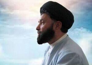 عکس/ مراسم چهلمین روز شهادت دردناک علامه غازی