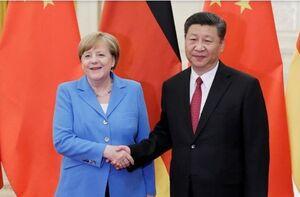 توافق چین و آلمان برای حل مسالمتآمیز تنشها بر سر ایران