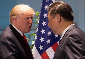 مذاکره ترامپ و رئیسجمهور چین درباره جنگ تجاری
