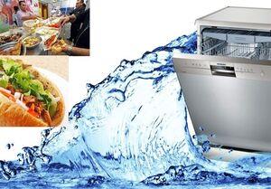 یک ماه مصرف آب مساوی هزینه یک ساندویچ!