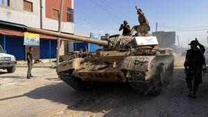 ضربه مهلک ترکیه و قطر به عربستان و امارات/ جزئیات شکست سنگین نیروهای بن سلمان و بن زائد در شمال غرب لیبی + نقشه میدانی و عکس