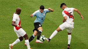 فیلم/ خلاصه دیدار اروگوئه (4) 0-0 (5) پرو