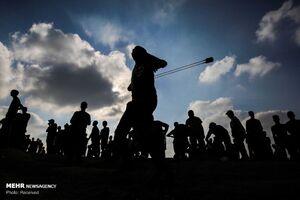 عکس/ شصتو چهارمین راهپیمایی بازگشت در غزه