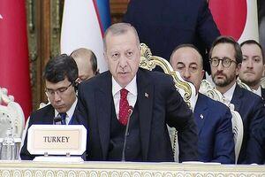 روایت اردوغان از دیدار با سران آمریکا و اروپا