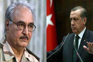نیروهای حفتر آماده جنگ مقدس علیه ترکیه میشوند