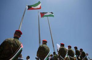 نخستین سفیر کویت در فلسطین وارد کرانه باختری شد