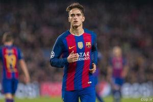 سوارس از بارسلونا جدا شد