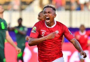 تاریخسازی ماداگاسکار در جام ملتهای آفریقا