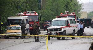 فیلم/ جزئیات حادثه تروریستی امروز کابل