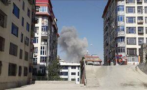 پنج انفجار پی درپی در مرکز شهر کابل