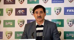 عکس/ زخمی شدن رئیس فدارسیون فوتبال افغانستان در انفجار کابل