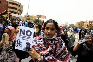 ۷ کشته در اعتراضات سودان