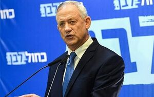 رقیب نتانیاهو: با دشمنی مانند ایران، نباید لحظهای پلک زد