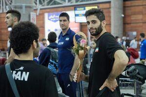 عکس/ بلندقامتان ایران راهی آمریکا شدند