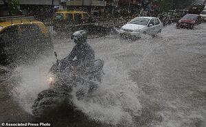 بارش باران در هند 15کشته برجای گذاشت