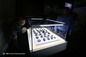 موزه شهاب سنگ