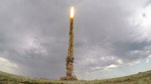 عکس/ جدیدترین موشک ضد بالستیک روسیه