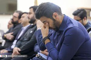عکس/دادگاه رسیدگی به جرائم مفسدان اقتصادی