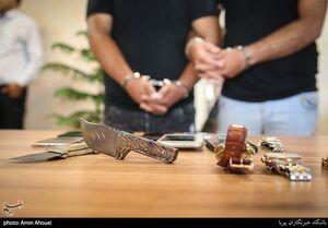 قرارگاه ضربتی مبارزه با سرقت تشکیل شد
