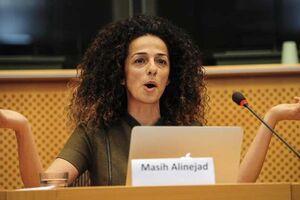 شکایت آمر به معروف از مسیح علینژاد