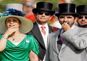 رابطه پنهانی همسر حاکم دبی با بادیگاردش +عکس