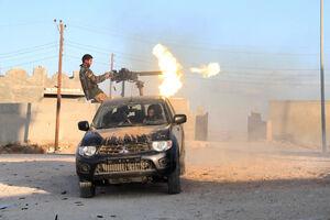 فرصت طلایی برای ضربه سنگین به سعودیها و اماراتیها در شمالغرب لیبی/ عملیاتی که تیر خلاص را به نیروهای حفتر در استان طرابلس میزند + نقشه میدانی و عکس