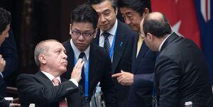 درخواست ژاپنیها از اردوغان درباره ایران