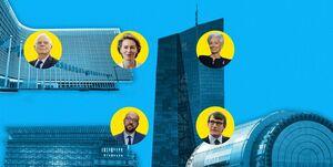 تغییرات در مناصب کلیدی اتحادیه اروپا