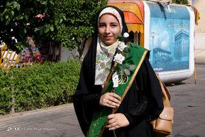تبریک روز دختر به شیردختر خوزستانی +عکس