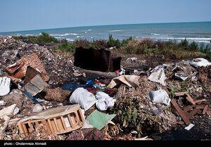 تصاویری غیرقابل باور از سواحل مازندران