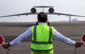 فرود اضطراری هواپیمای ساری- بندرعباس در یزد