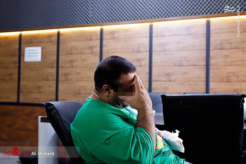 دستگیری قاتل فراری ملقب به غول