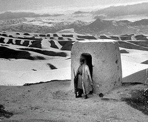 عکس/ مرزبان ایرانی، ۶۸ سال قبل