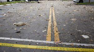 انفجار مهیب در فلوریدا آمریکا