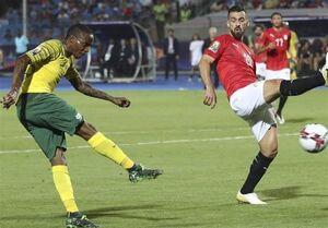فیلم/ خلاصه دیدار مصر 0-1 آفریقای جنوبی