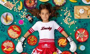 عکس/ تغذیه کودکان در نقاط مختلف جهان