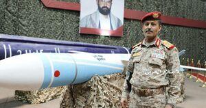 رونمایی از موشک و پهپاد جدید یمنیها